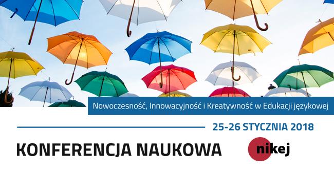 Konferencja Nikej w AHE w Łodzi